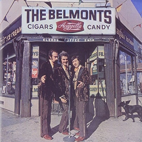 Belmonts Cigars Acappella Candy