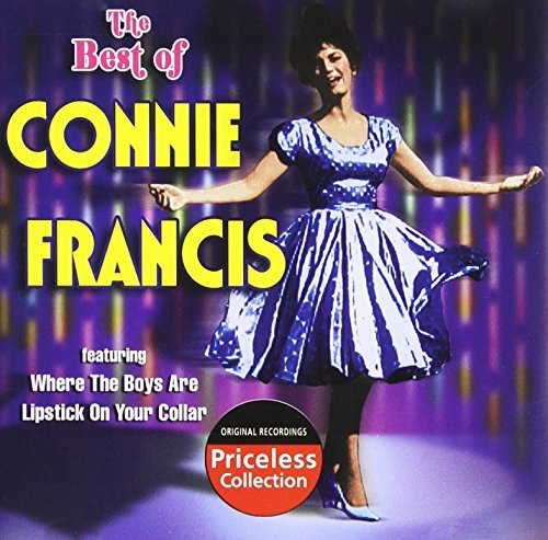 Connie Francis Best Of Connie Francis
