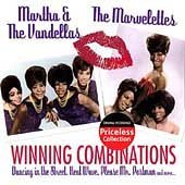 Martha & The Vandellas Reeves Winning Combination