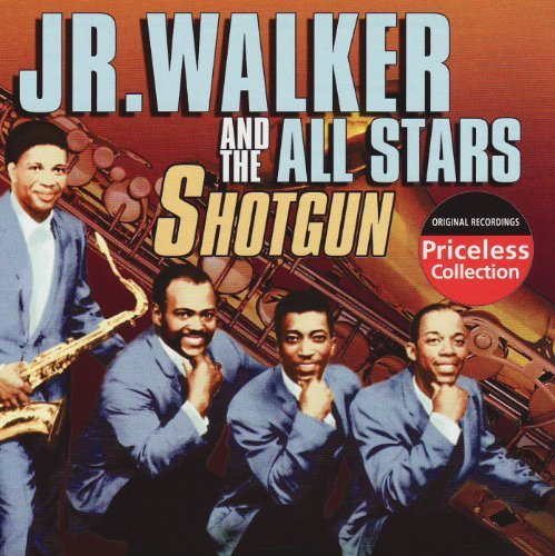 Jr. & All Stars Walker Shotgun