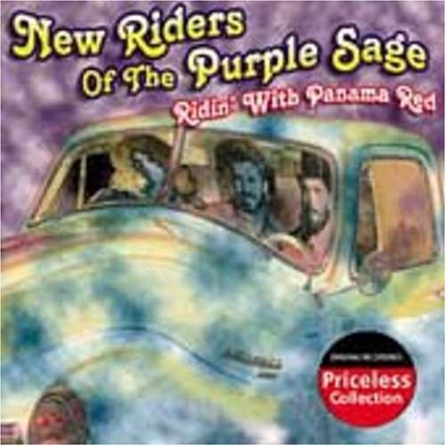 New Riders Of The Purple Sage Ridin' With Panama Red