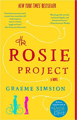 Graeme Simsion The Rosie Project