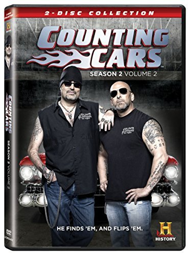 Counting Cars Counting Cars Season 2 Volume 2 DVD Nr Ws
