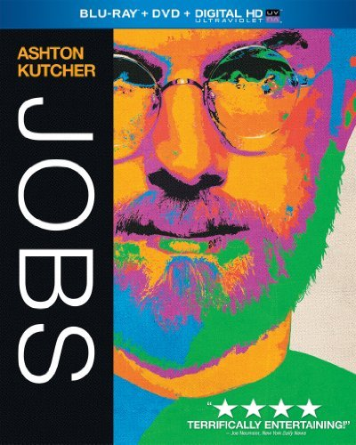 Jobs Kutcher Mulroney Gad Simmons M Blu Ray Ws Pg13 DVD Dc Uv