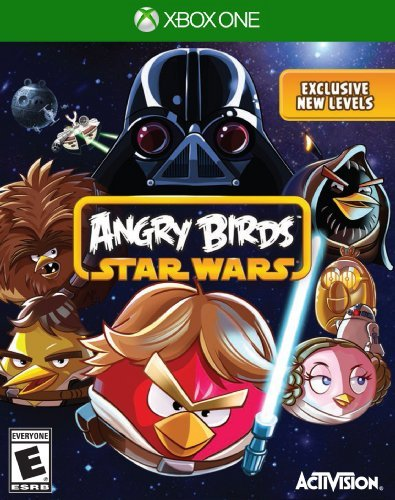 Xbox One Angry Birds Star Wars Activision Inc. E10+