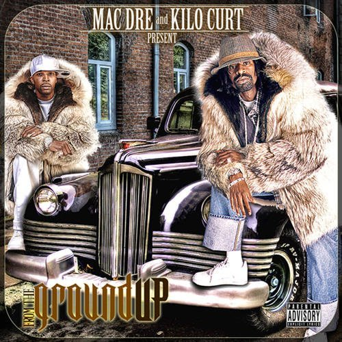 Mac Dre & Kilo Kurt From The Ground Up Explicit Version 2 DVD