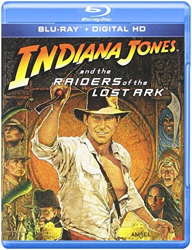 Indiana Jones & The Raiders Of The Lost Ark Ford Harrison Blu Ray Pg