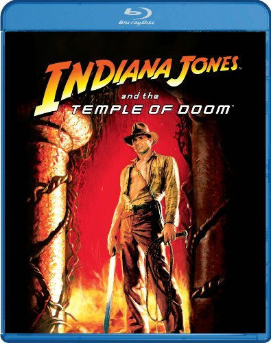 Indiana Jones & The Temple Of Ford Capshaw Quan Blu Ray Ws Pg