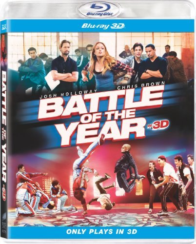 Battle Of The Year 3d Holloway Brown Lotz Blu Ray 3d Uv Nr