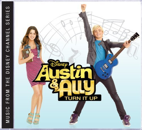 Various Artists Austin & Ally Turn It Up
