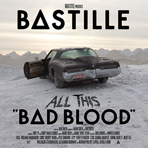 Bastille All This Bad Blood 2 CD