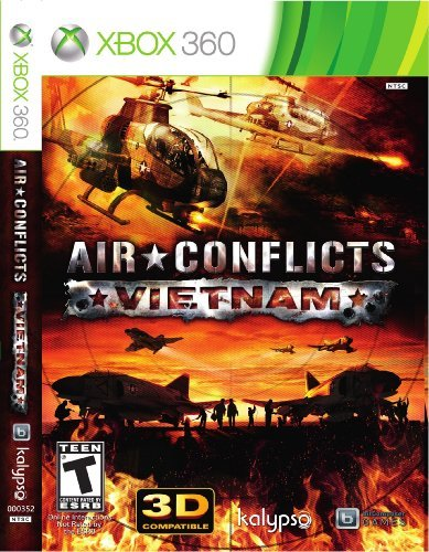 Xbox 360 Air Conflicts Vietnam Kalypso Media Usa Inc