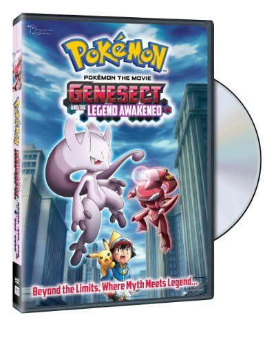Pokemon The Movie Genesect & Legend Awakened Nr