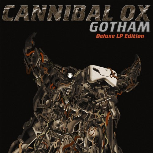 Cannibal Ox Gotham Explicit Version Deluxe Ed.