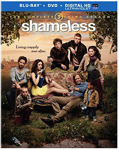 Shameless Season 3 Blu Ray Nr