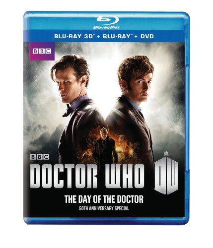 Doctor Who Day Of The Doctor 3d Blu Ray DVD Nr Ws