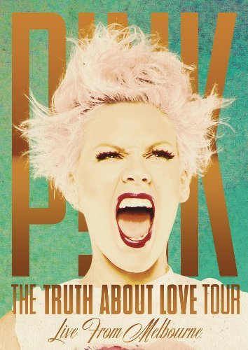 Pink Truth About Love Tour Live From Melbourne Explicit Blu Ray