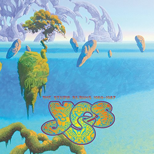 Yes Studio Albums 1969 1987 13cd