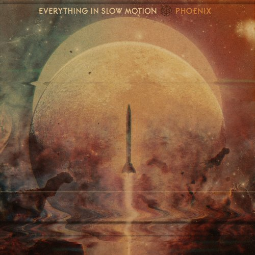 Everything In Slow Motion Phoenix Digipak