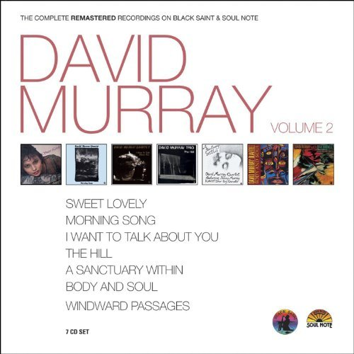 David Murray Complete Remastered Recordings 7 CD