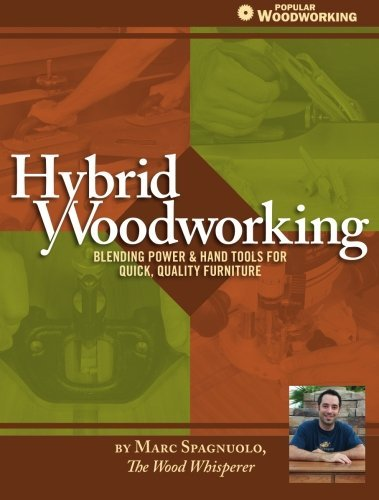Marc Spagnuolo Hybrid Woodworking