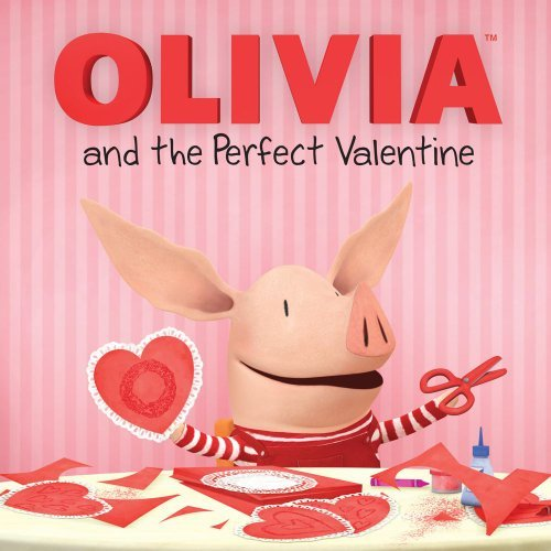 Natalie Shaw Olivia And The Perfect Valentine