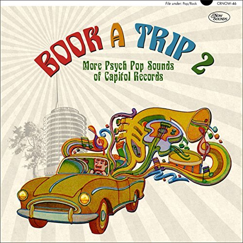 Book A Trip More Psych Pop Sou Vol. 2 Book A Trip Import Gbr