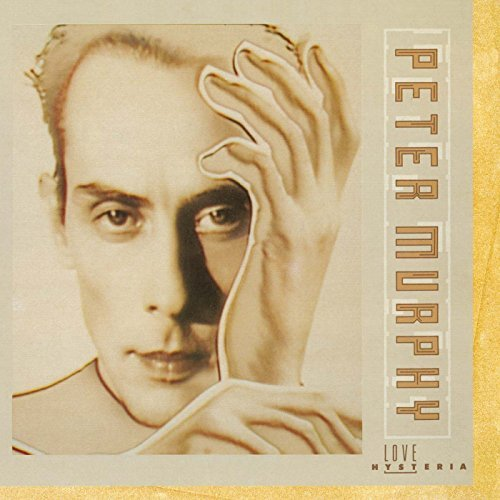 Peter Murphy Love Hysteria Expanded Editio Import Gbr 2 CD
