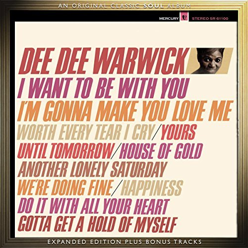 Dee Dee Warwick I Want To Be With You I'm Gonn Import Gbr