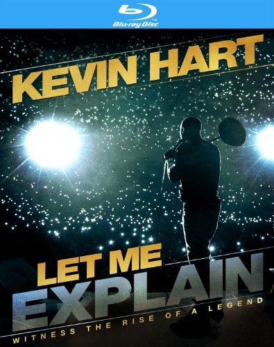 Kevin Let Me Explain Hart Let Me Explain Import Gbr Blu Ray
