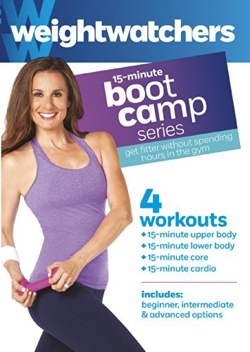 Weight Watchers 15 Minute Boot Camp Series Ws Nr