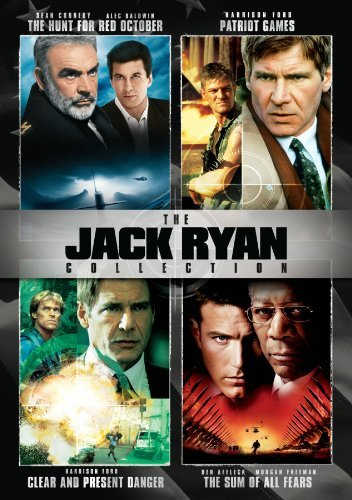 Jack Ryan Collection Jack Ryan Collection DVD R Ws