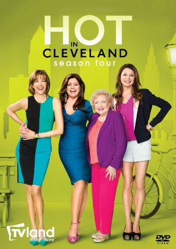 Hot In Cleveland Season 4 DVD