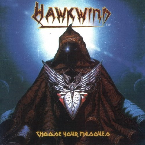 Hawkwind Choose Your Masques 2 Lp