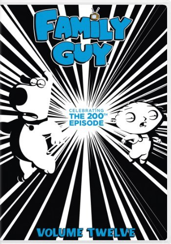 Family Guy Volume 12 DVD