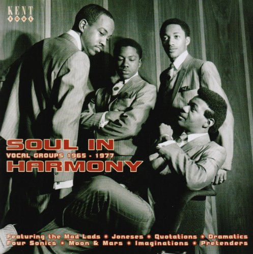 Soul In Harmony Vocal Groups 1 Soul In Harmony Vocal Groups 1