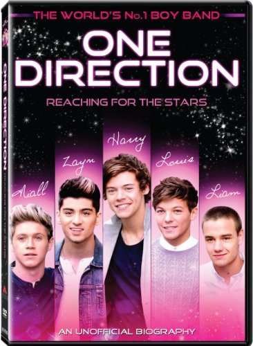 One Direction Reaching For The Stars Ws Nr
