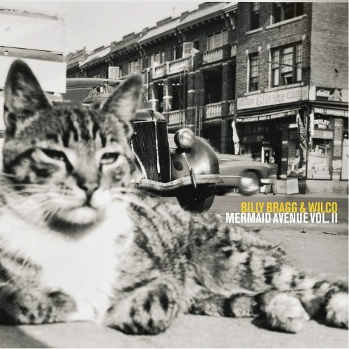 Billy & Wilco Bragg Vol. 2 Mermaid Avenue 180gm Vinyl 2 Lp