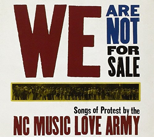 Nc Music Love Army We Are Not For Sale Digipak