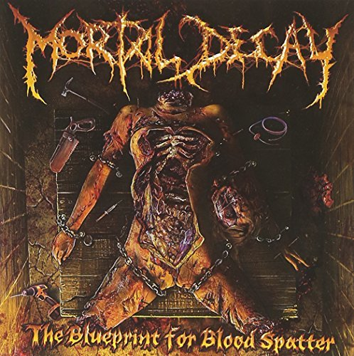 Mortal Decay Blueprint For Blood Splatter