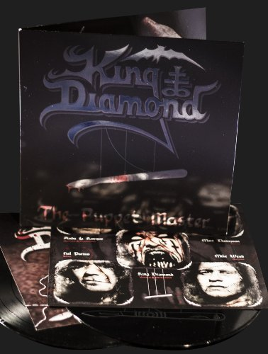 King Diamond Puppet Master 2 Lp Incl. Poster