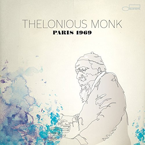 Thelonious Monk Paris 1969 Incl. DVD