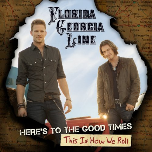 Florida Georgia Line Here's To The Good Times... This Is How We Roll CD DVD Combo