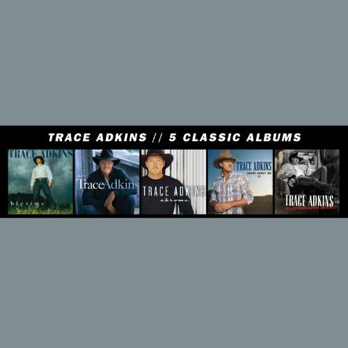 Trace Adkins 5 Classic Albums 5 CD