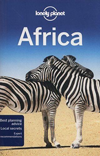 Lonely Planet Lonely Planet Africa 0013 Edition;