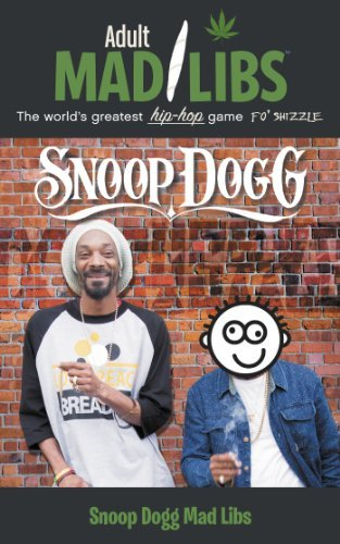 Sarah Fabiny Snoop Dogg Adult Mad Libs