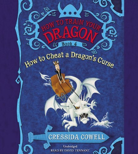 Cressida Cowell How To Train Your Dragon How To Cheat A Dragon's Curse