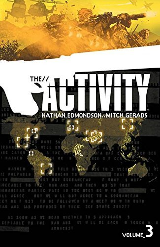 Nathan Edmondson The Activity Volume 3