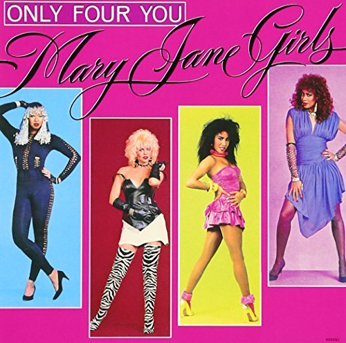 Mary Jane Girls Only For You Import Jpn