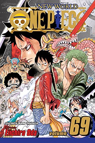 Eiichiro Oda One Piece Volume 69